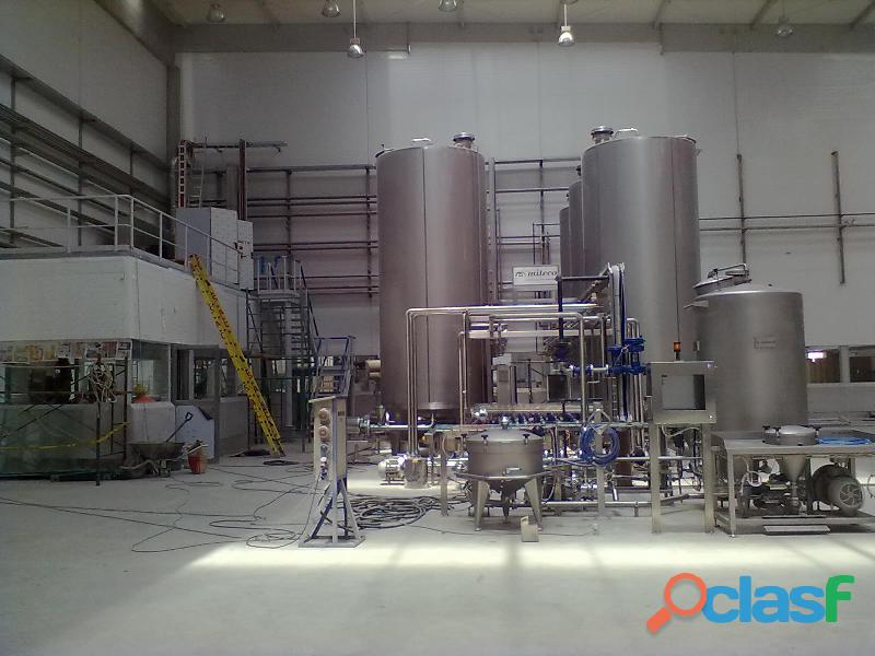 Asesoramiento en fabricacion de maquinaria industrial de todo tipo