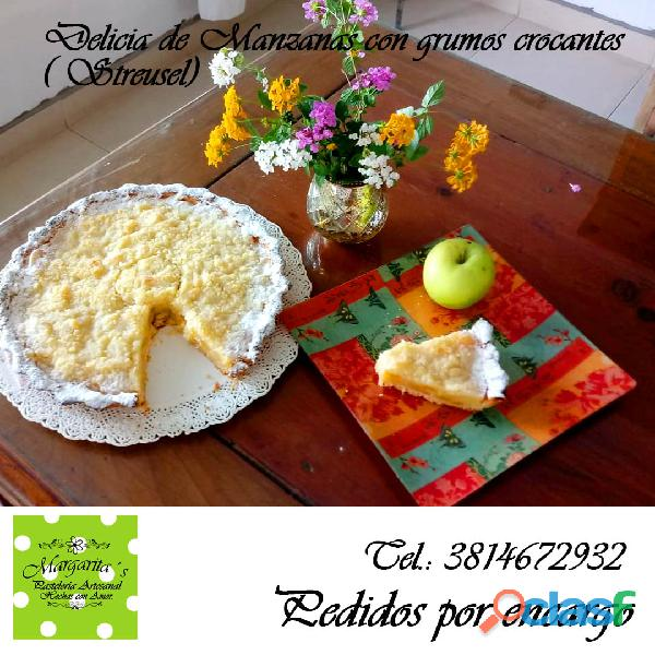 Pastelería Artesanal Margarita´s 4