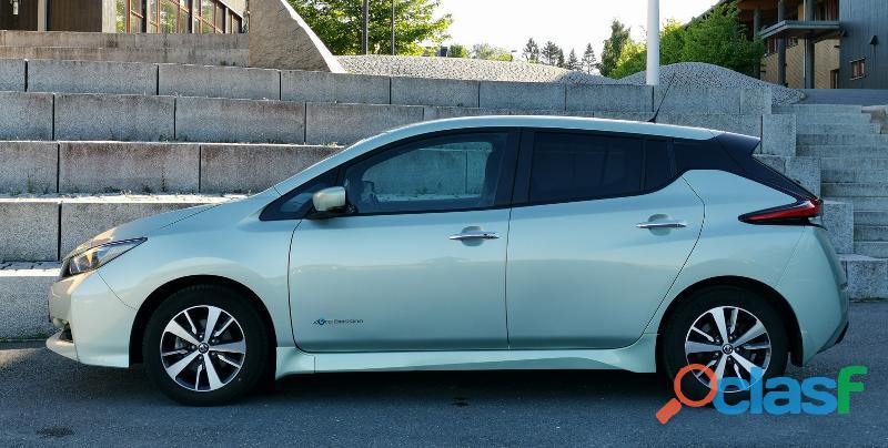 Nissan leaf model year 2019, kilometer 25,000 km