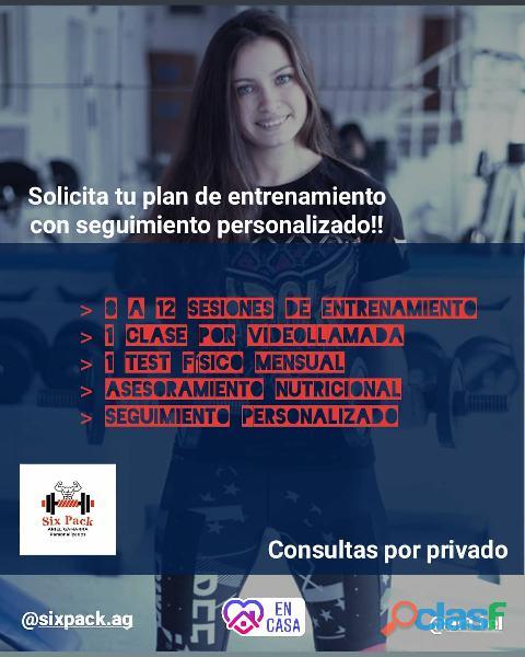 SixPack AG Entrenamiento Personalizados