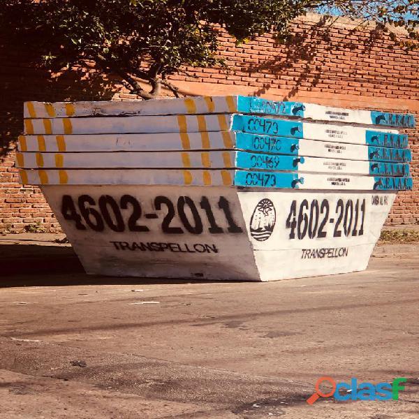 TELÉFONO ALQUILER DE VOLQUETES CABA 4602 2011