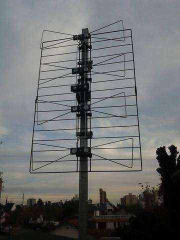 Antena tda 4 dipolos
