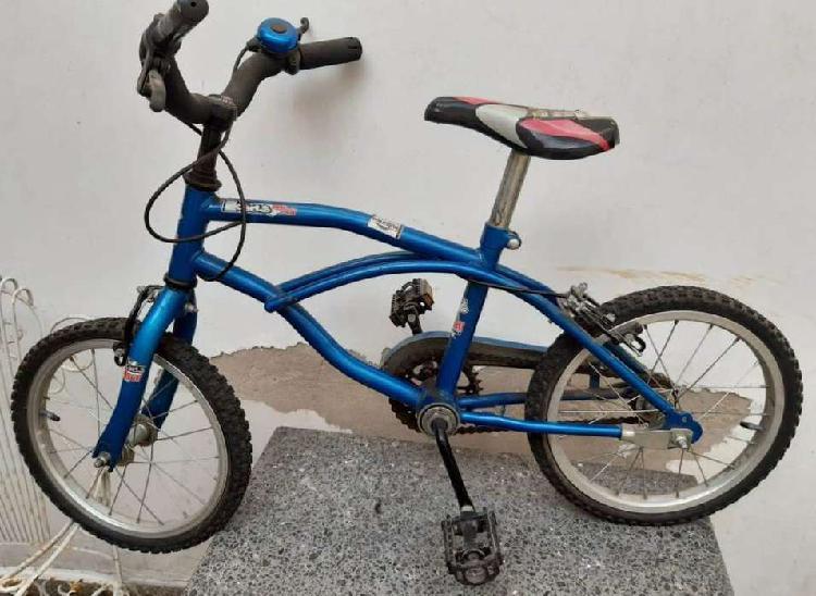 Bicicleta Mieli Kids rodado 16