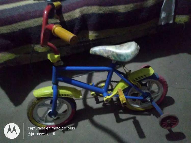 Bicicleta de niño rodado 14