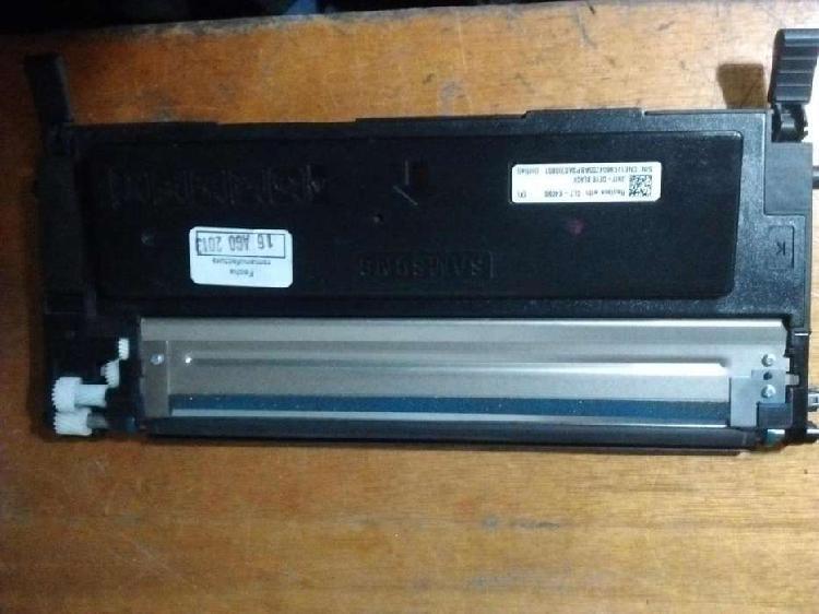 Cartucho toner usado negro samsung clp 315