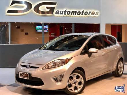 Ford fiesta titanium 1.6n | 113.000 km | 2013