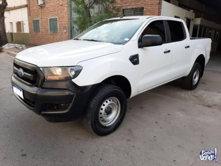 Ford ranger 2017 xl safety 2.2