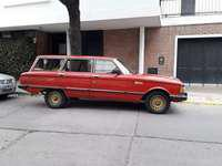 Falcon rural. impecable con gnc