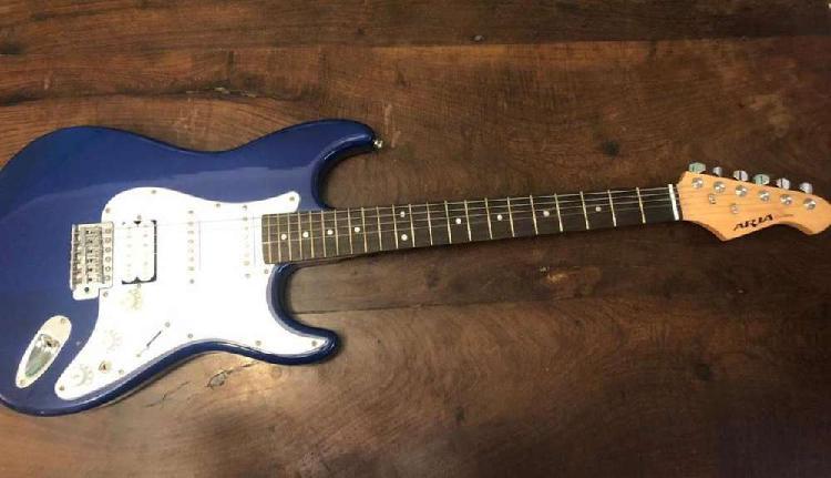 Guitarra electrica stratocaster aria