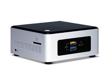 Kit Intel® NUC NUC5PPYH - Intel® Pentium® N3700 -