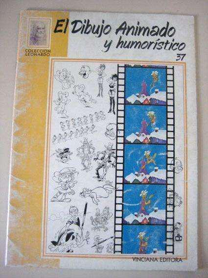 Libros Tecnicas Animacion / Dibujos Animados
