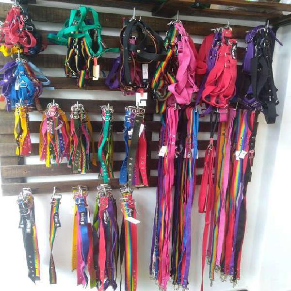 Lote pet shop excelente surtido de accesorios al costo!!