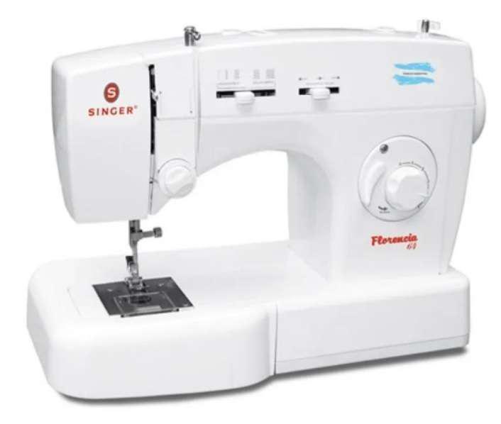Máquina de coser singer florencia 64
