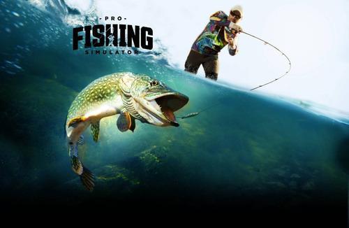 Pro fishing simulator + juego de regalo   pc digital