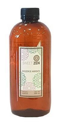 Repuesto fragancia difusores varillas sweet sensation 500 ml