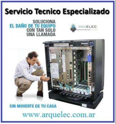 Servicio tecnico centrales telefonicas