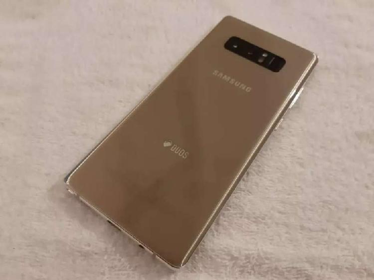 Samsung note 8 dúos inmaculado 6/64gb