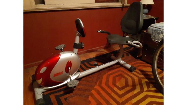 Vendo bici fija horizontal