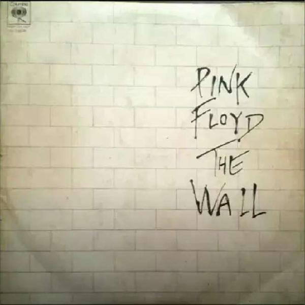 Vinilo doble pink floyd - the wall
