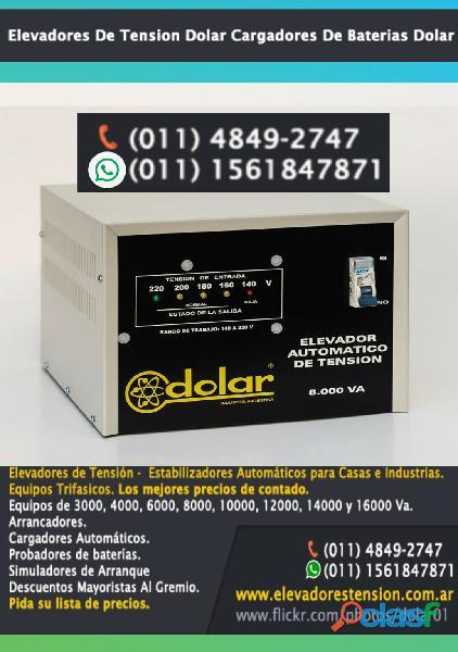 Elevador de tensión 20kva 20000 watts | comercios 2