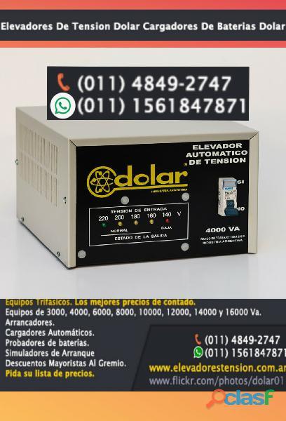 Elevador de tensión 20kva 20000 watts | comercios 1