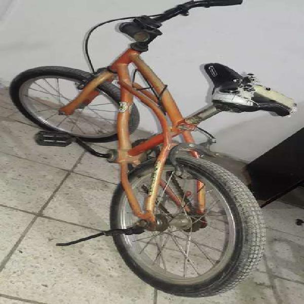 Vendo bici para chicos