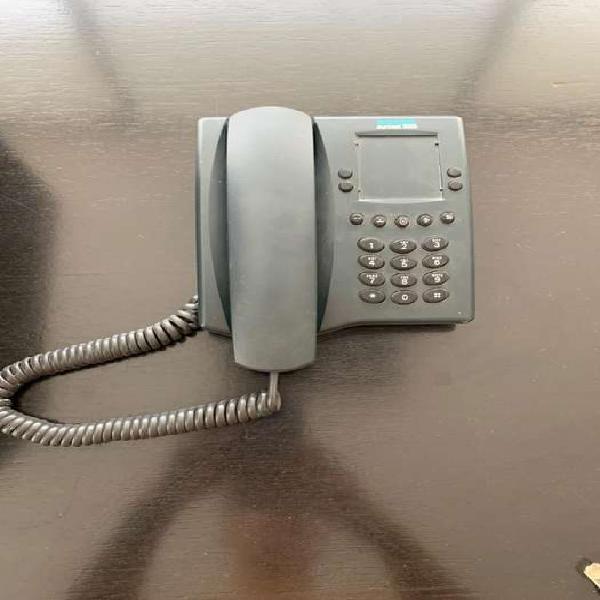 Vendo telefono fijo marca siemens