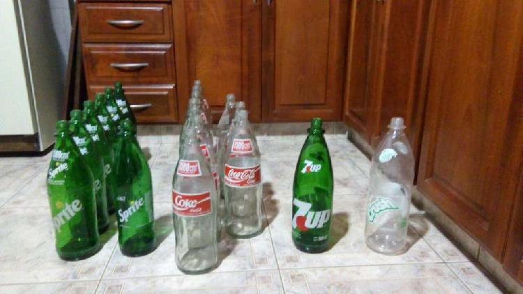18 envases no negociables