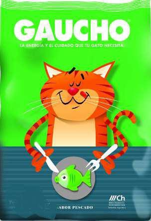 Alimento gato gaucho – x 15 kg