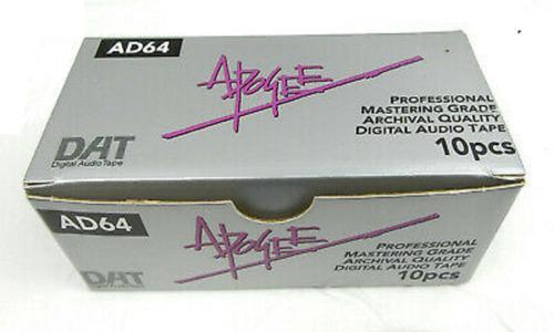 Apogee ad-64 cassette dat cinta de audio digital