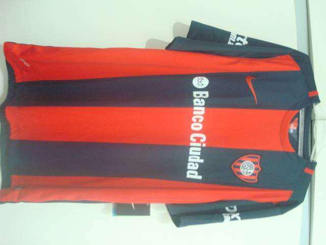 Camiseta de futbol de san lorenzo