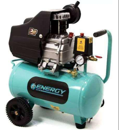 Compresor portátil de aire monofasico energy 2 hp 18 lts