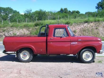Ford f 100 mod 1966 twin - bean restaurada