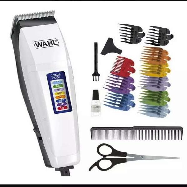 Máquina cortadora de pelo marca wahl