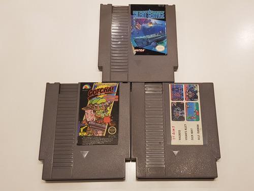 Nintendo_ nes_juegos combo