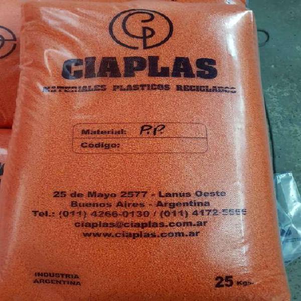 Scrap plastico - polipropileno - polietileno - abs-
