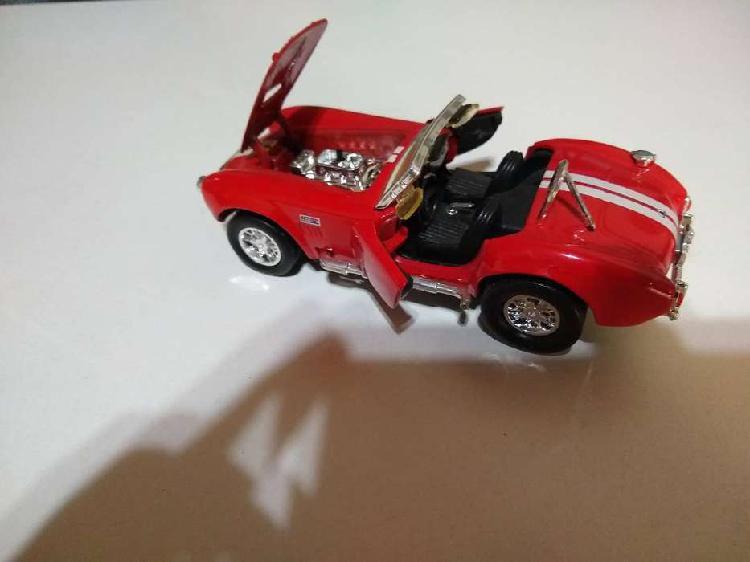 Shelby cobra 427 colección 2001- escala 1/24