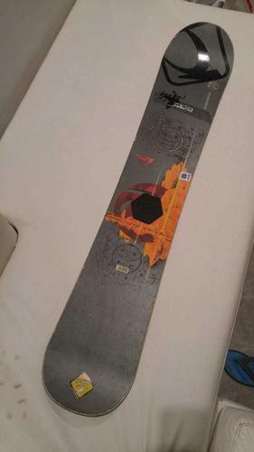 Tabla usada snowboard rossignol imperial 146 cm snow nieve