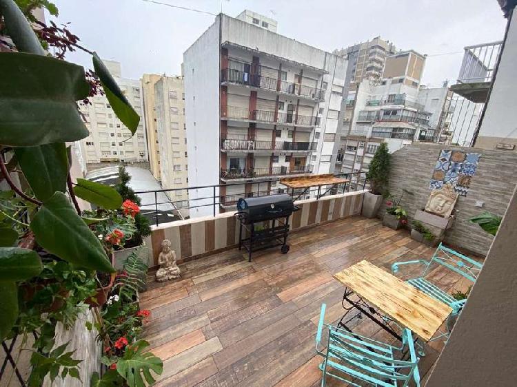 Venta - hermoso departamento de 2 amb con balcón terraza -