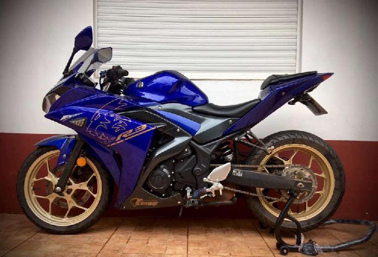 Yamaha yzf r3 permuto