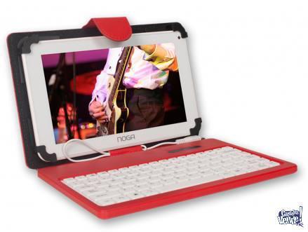 Funda con teclado para tablet 7 noga ngk-007