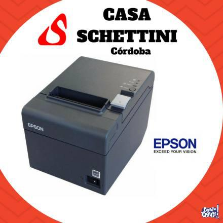 Impresora comandera térmica epson tm-t20ii red ethernet cba