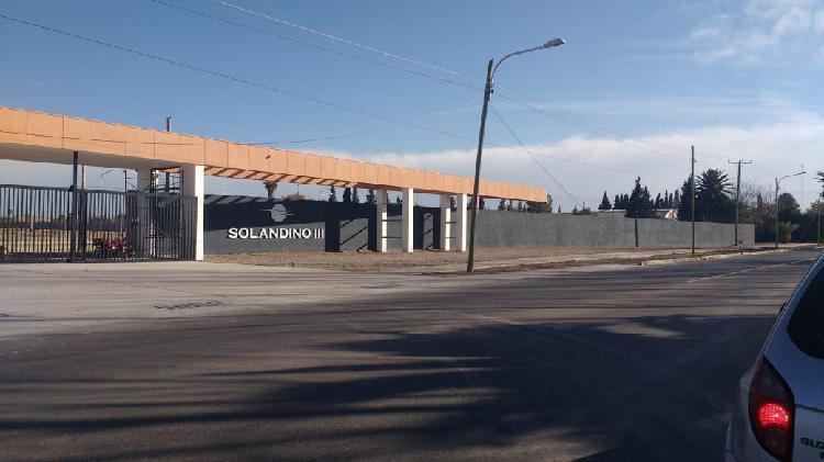 Propietario vende lote en barrio sol andino iii