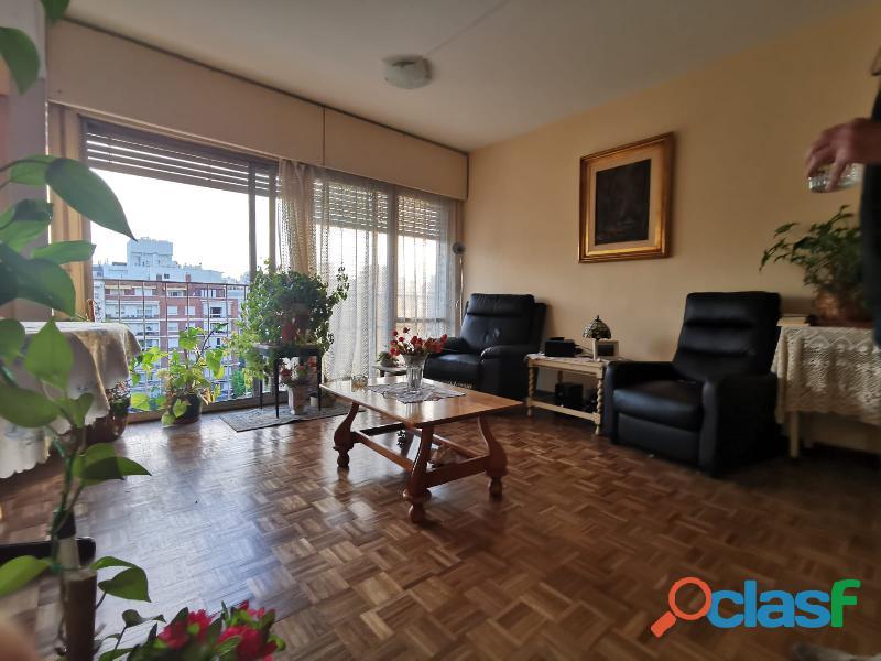 Apartamento en venta en uruguay zona Pocitos a 100mt.de la rambla