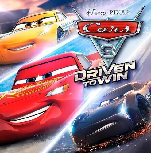 Cars 3 driven to win ps3 digital original español juga hoy!