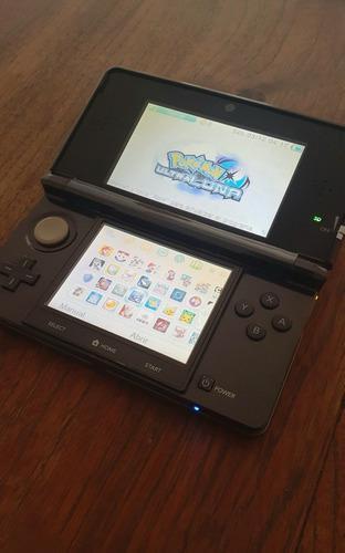 Nintendo 3ds old, flasheada, 50 juegos aprox, memoria 32gb