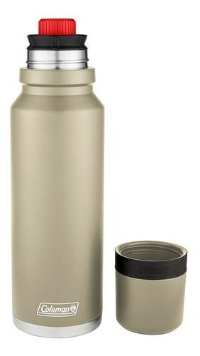 Termo coleman 1,2 litros acero 24hs matero garantia por vida