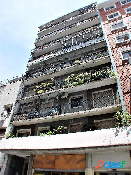 Departamento 3 ambiente con balcon
