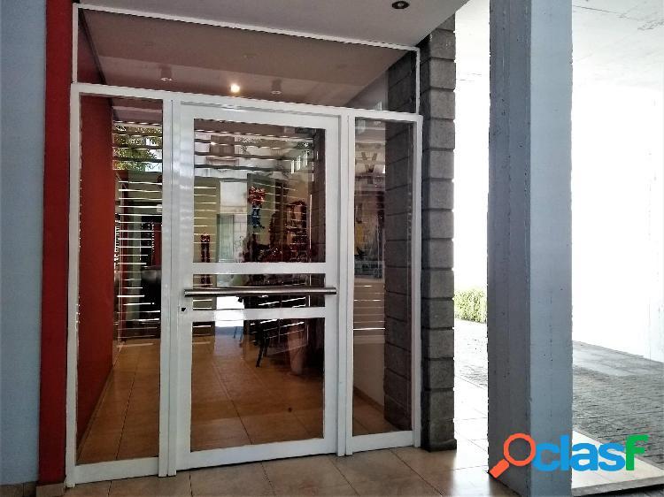 Departamento 2 ambientes con balcón, cochera, baulera y amoblado 1