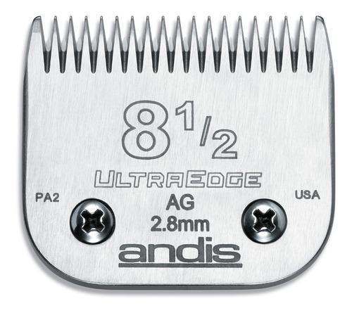 Cuchilla andis 8 1/2 ultraedge compatible con oster, whall
